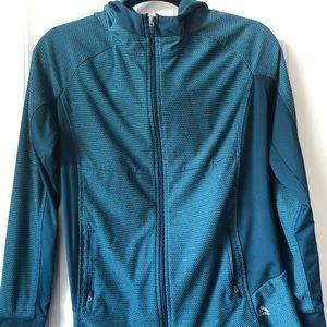 Blue Workout Jacket